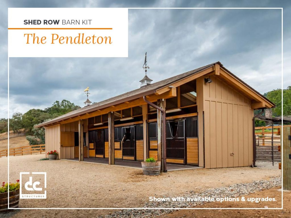 DC Structures Pendleton Package