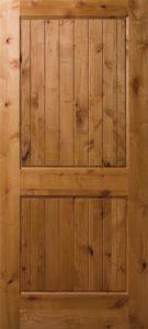 Rogue Valley Wooden Door