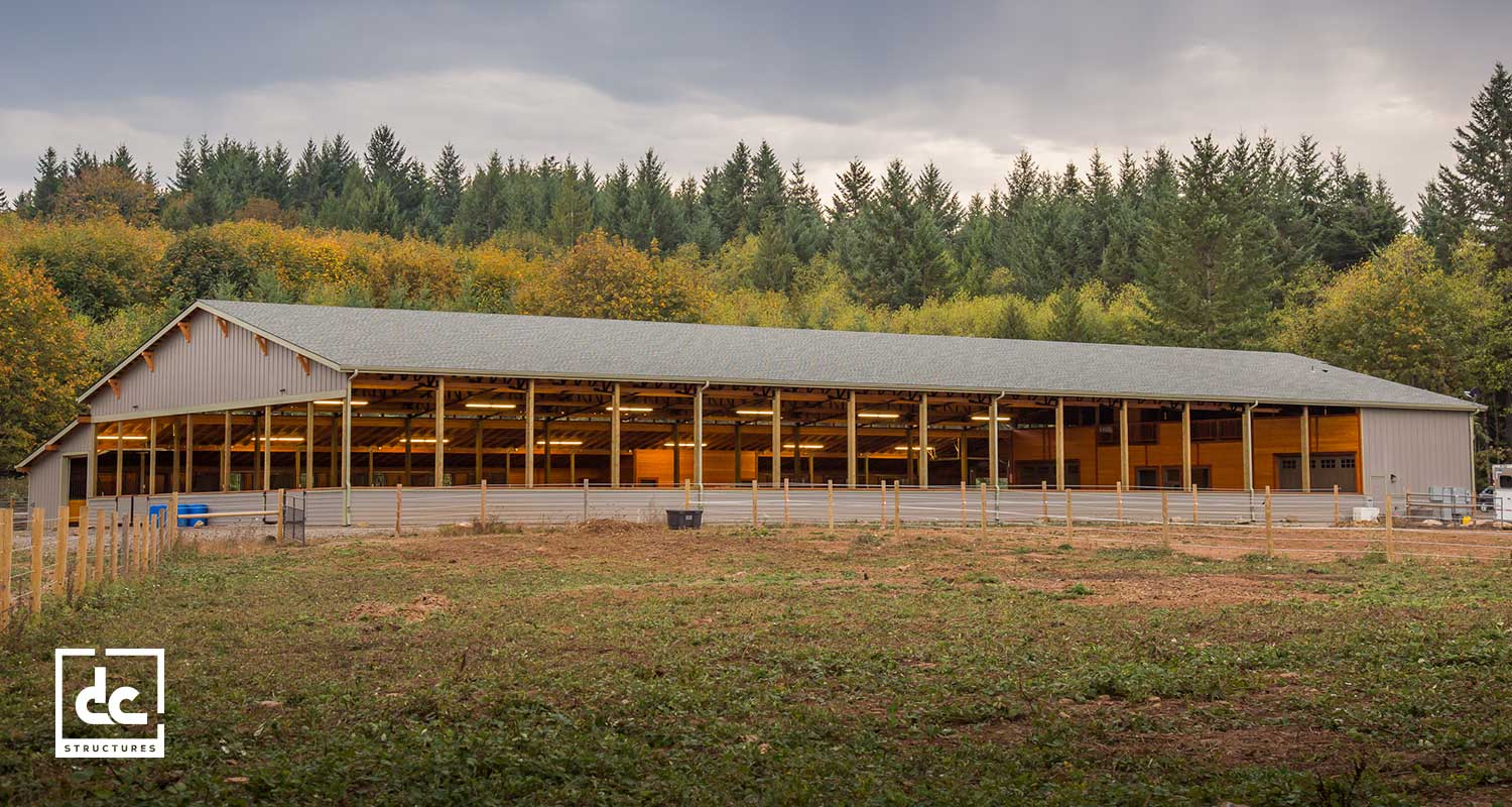 Canyon Arena Stables Kit