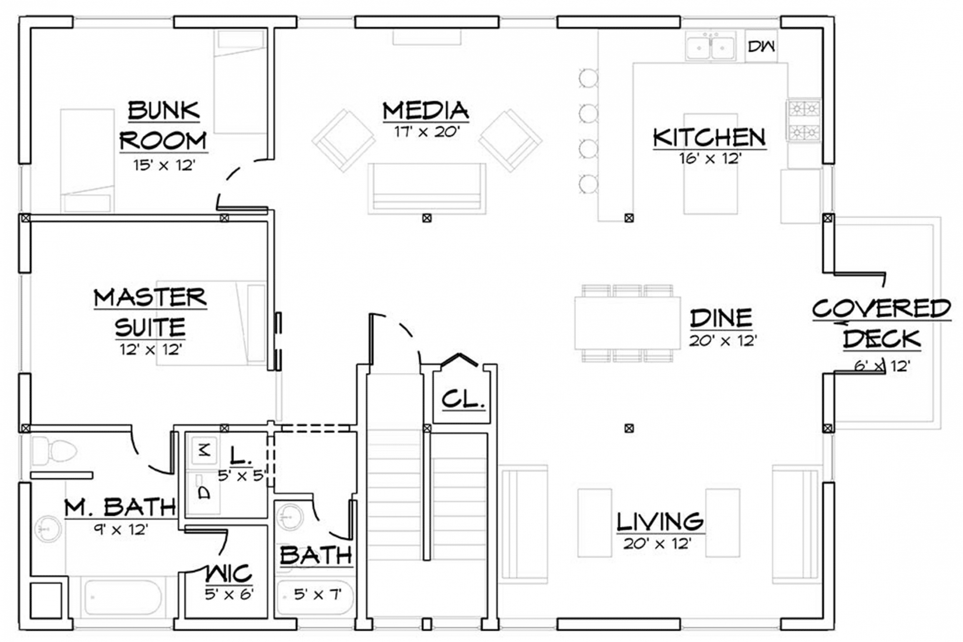 DC Structures Oakrdige Floor Plan Process