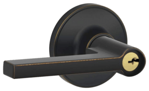 Schlage Aged Bronze Door Handle