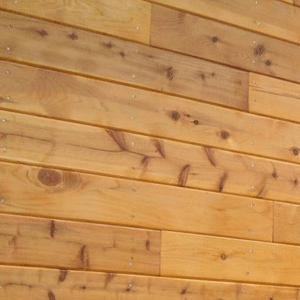 DC Structures Cedar Siding