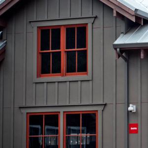 Columbia Barn Kit Gable Horse Barn Kit Dc Structures