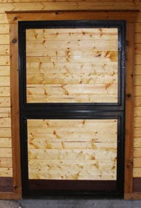 DC Structures Standard Dutch Door