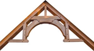 DC Structures Hammer Beam Timber Truss
