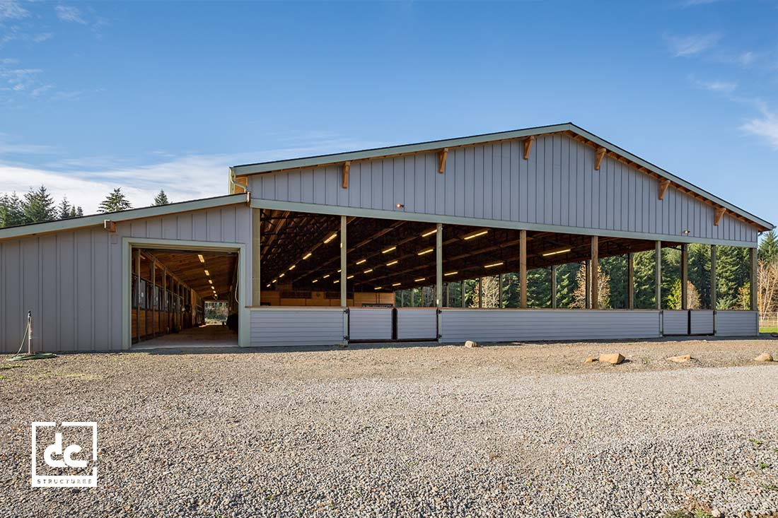 Further When Designed With A Dedication To Structural Longevity And Quality Craftsmanship An Indoor Horse Arena Is Smart Long Term Investment