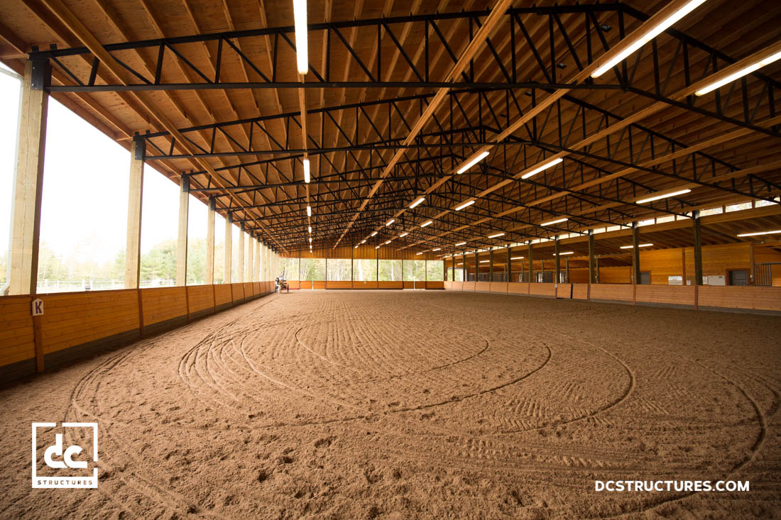 Horse Arena Kits Dc Structures