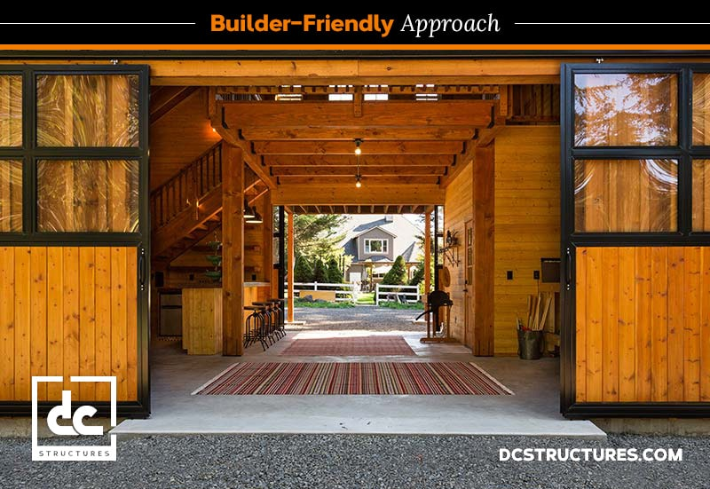 Why the DC Approach Benefits Builders