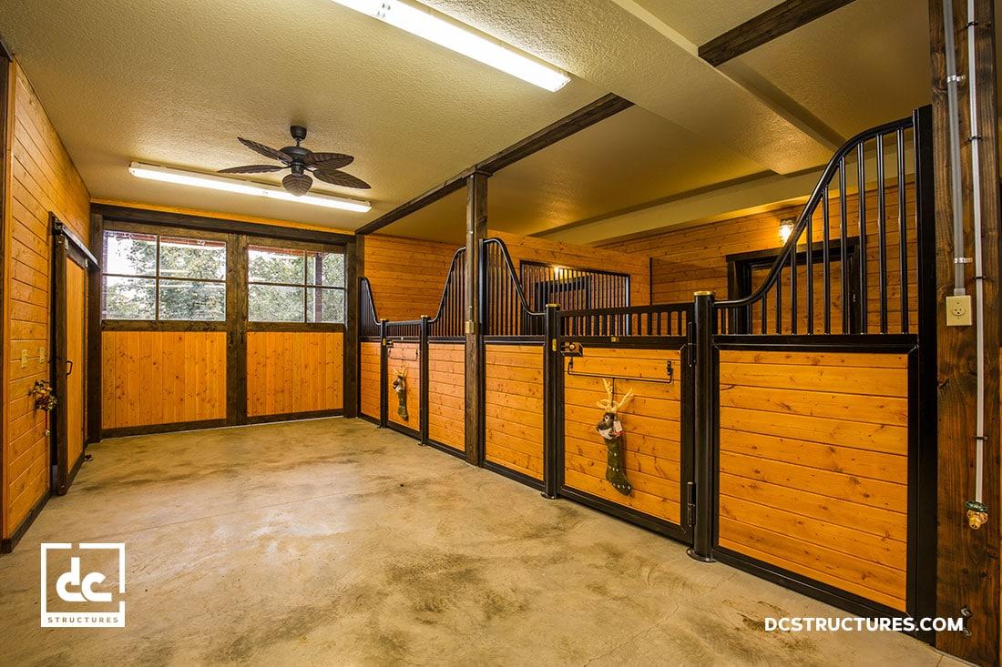 Oregon Apartment Barn Kits - DC Structures