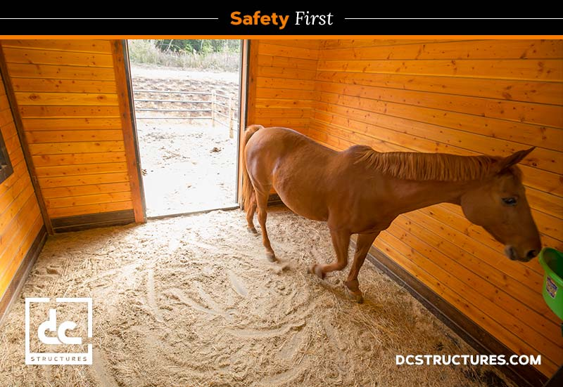 No Horsing Around: Pro Tips for Horse Barn Safety