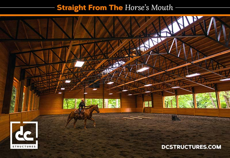 Video: West Linn Covered Riding Arena Testimonial