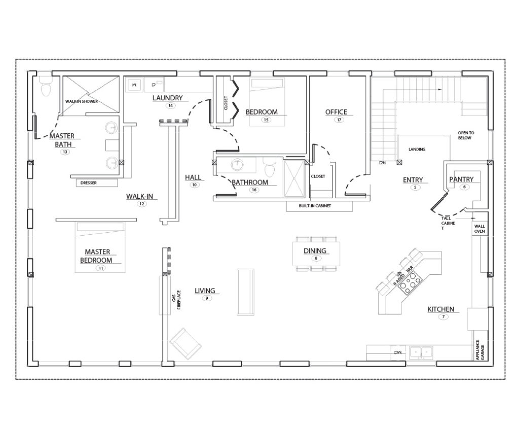 The Shasta Rv Barn Kit Rv Garage With Living Quarters