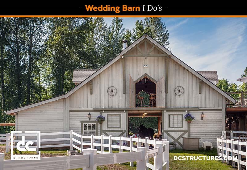 Summer Wedding Trends: Wedding Barn Bells Are Ringing
