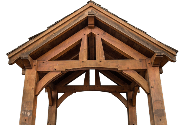 Backyard Pavilion Kits That Are Designed Using The Durable Method Of Timber Frame Or Post And Beam Construction Will Last For Generations To Come If