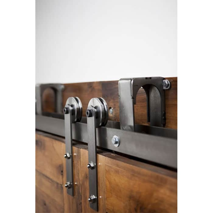 Standard Bypassing (2 Door) Door Tracks