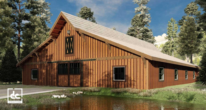 sunnyside barn event barns kit structures dc weddings