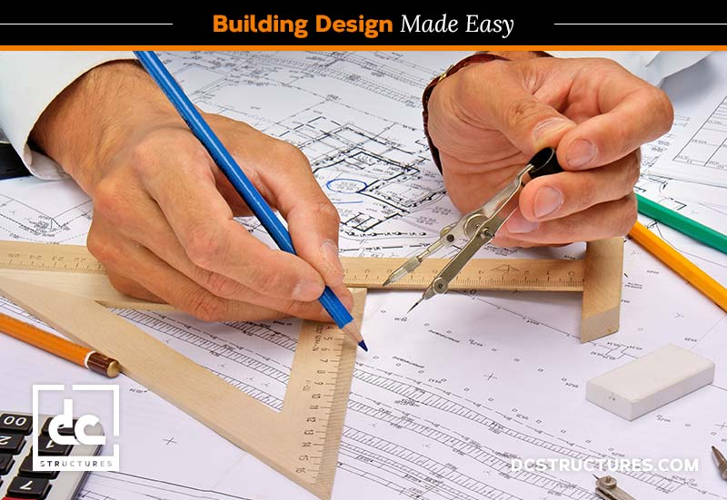 easy building design process