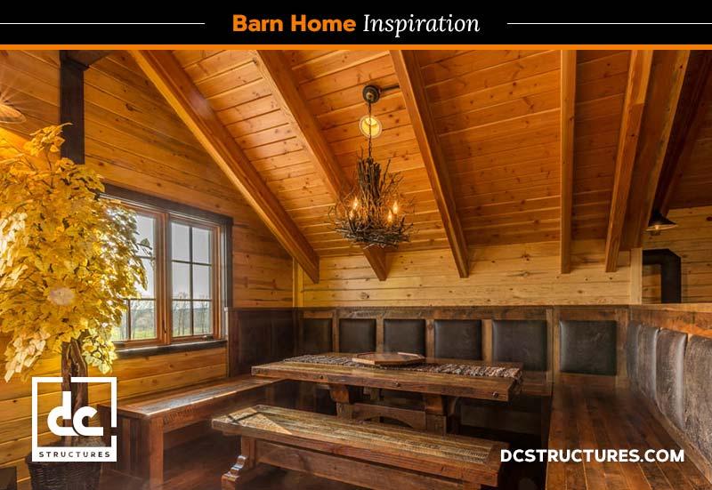 Rustic Inspiration: Barn Home Ideas