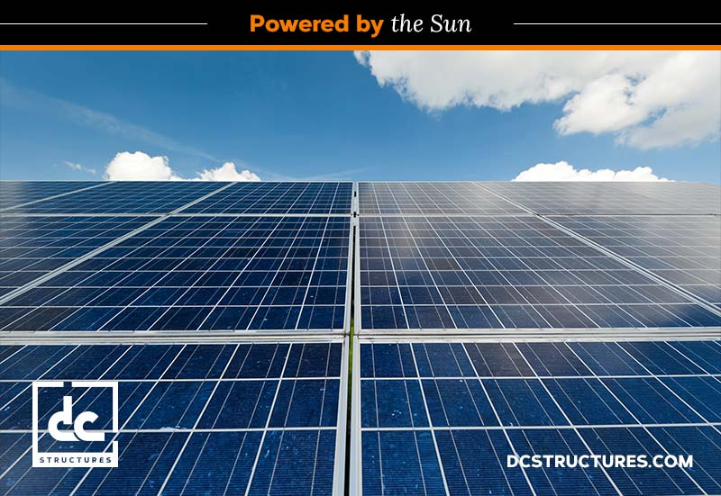 Planning for Solar Panels on Your Barn Home Kit | DC Structures Blog