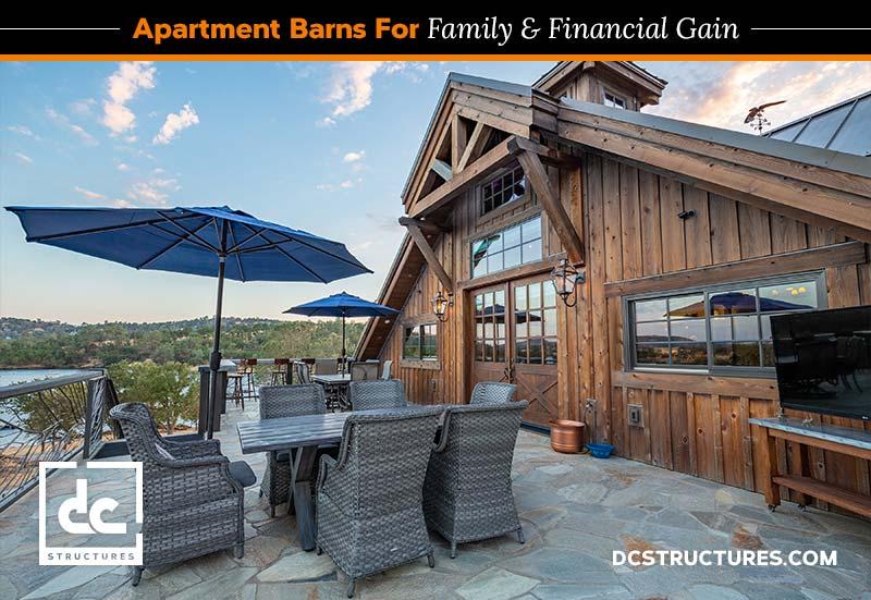Apartment Barn Kits For Family & Financial Gain