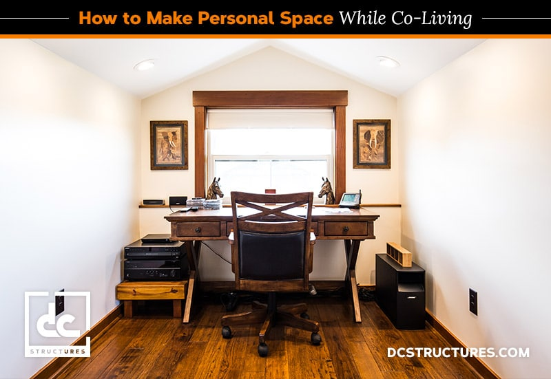 How to Make Personal Space While Co-Living