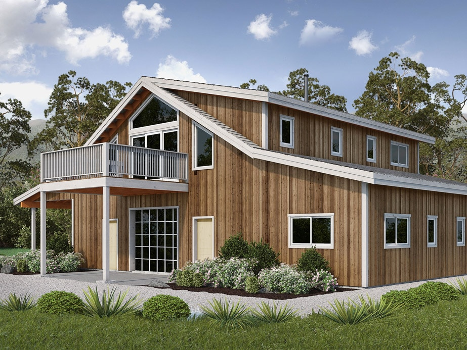 Durango Apartment Barn