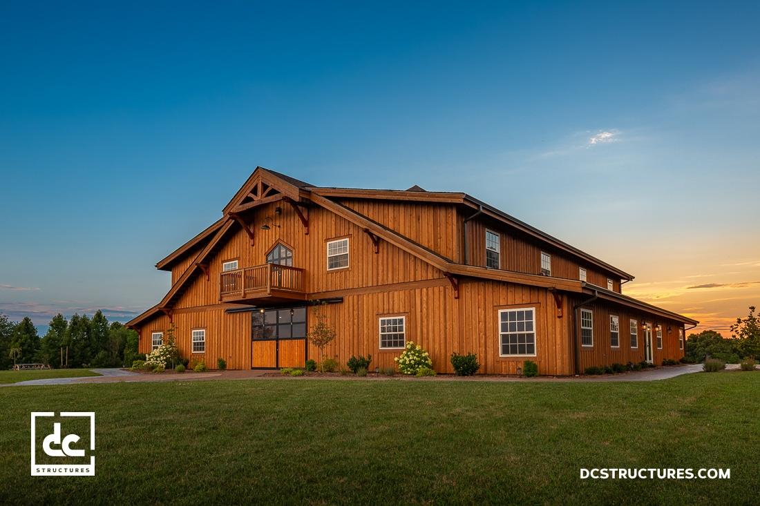 Tennessee Wedding Barn Kit