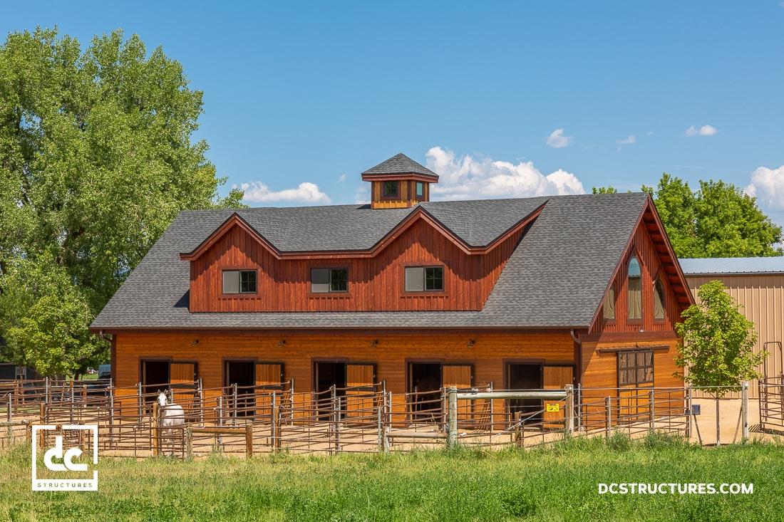 Boulder Horse Barn