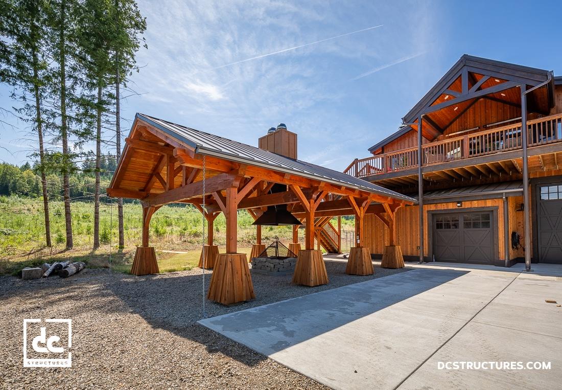 Mt. Hood Pavilion Kit