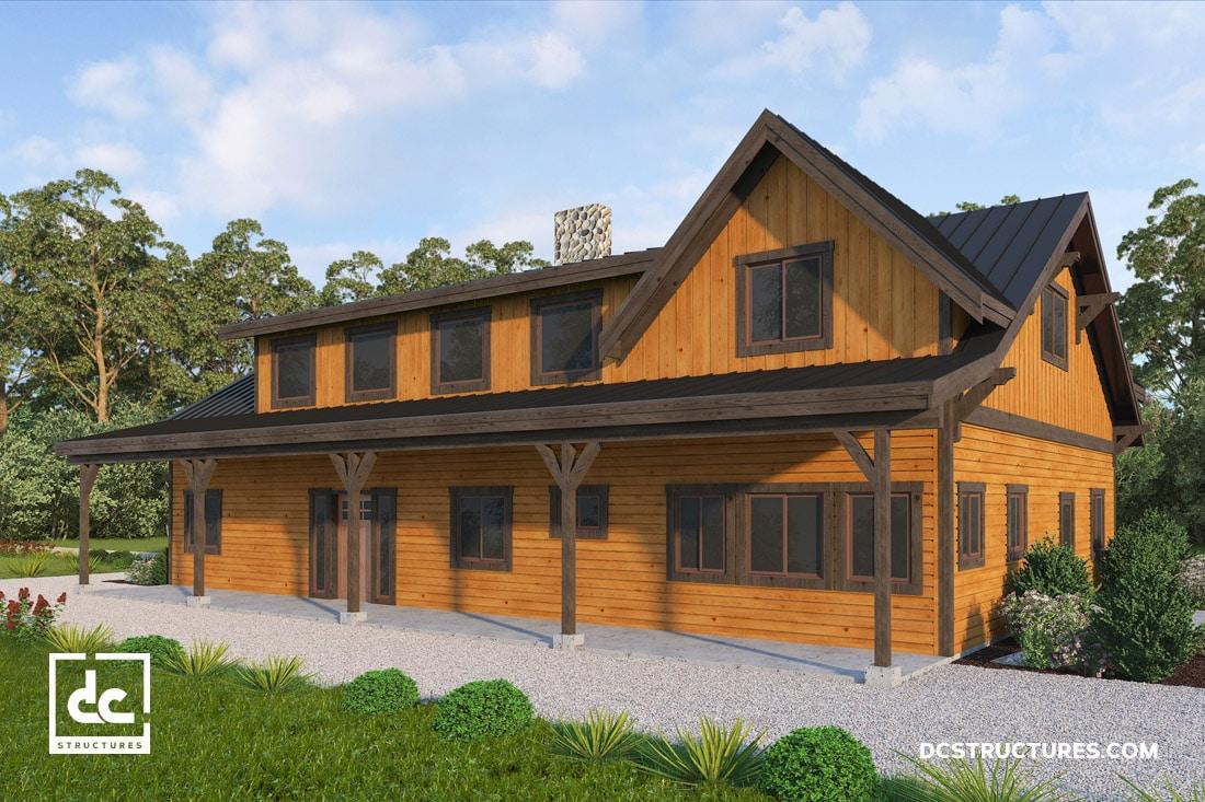 Bay Area Barn Home