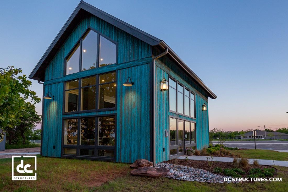 Stillwater Barn Office