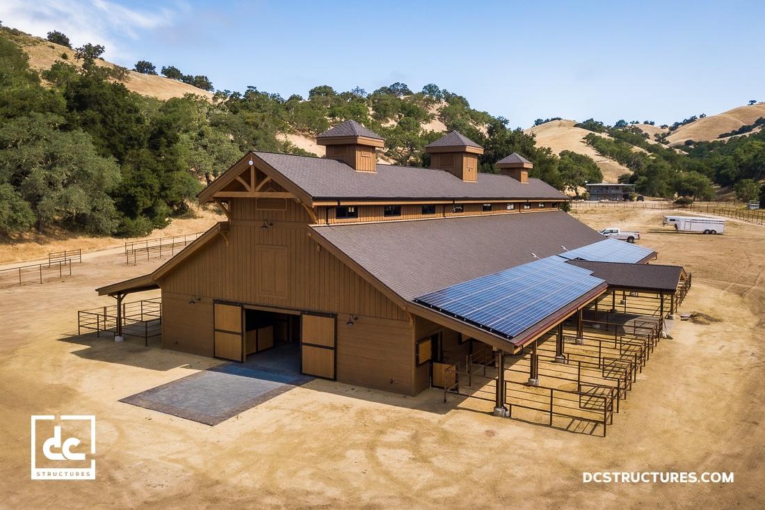 Carmel Valley Horse Barn