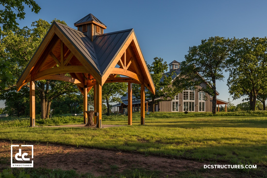 Sparrow Pavilion