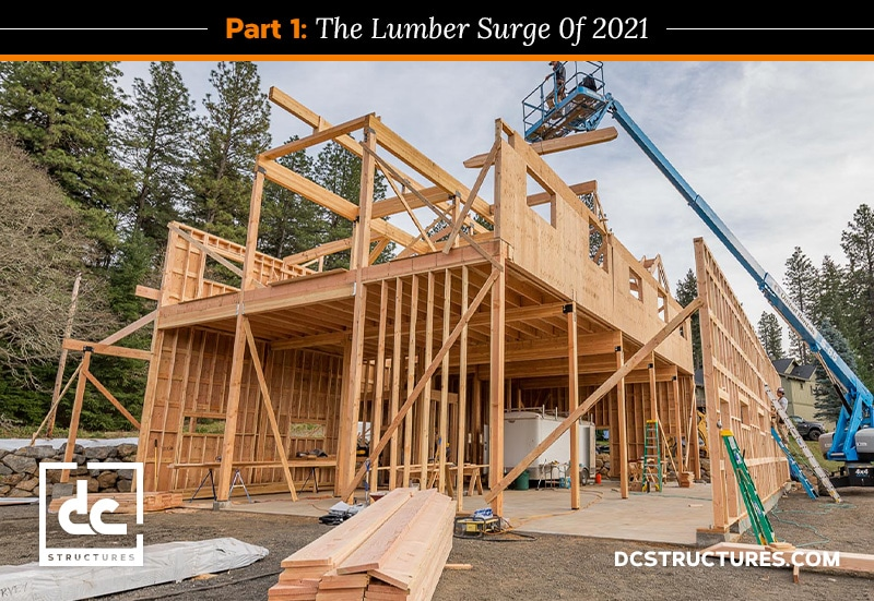 Part I: The Lumber Surge Explained & What This Means for DC Structures