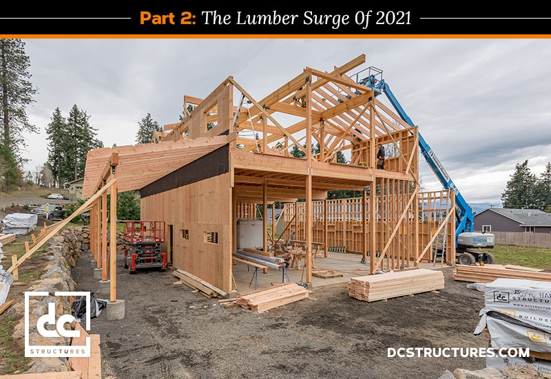 Part II: The Lumber Surge Explained & What This Means for DC Structures