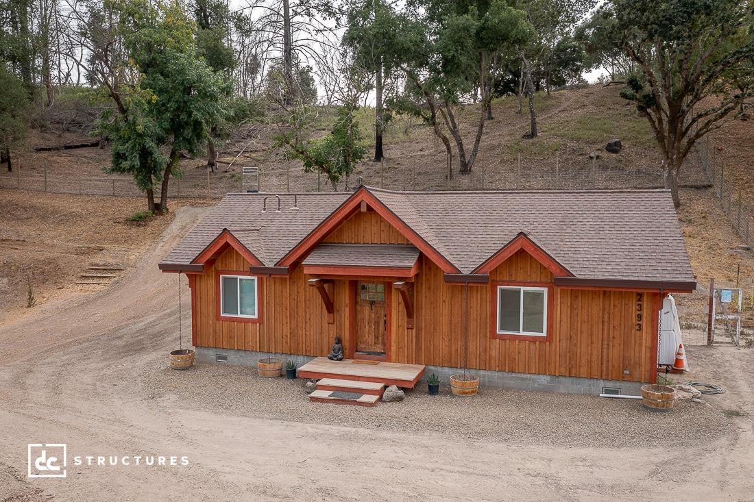 Kenwood Deschutes Cabin Kit