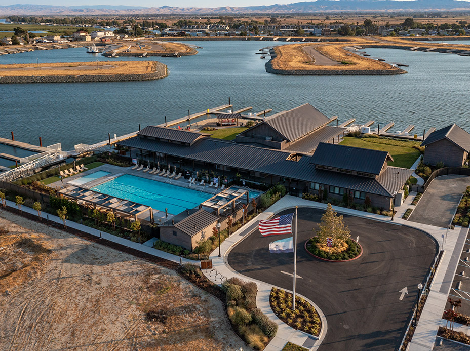 Delta Coves Community Center